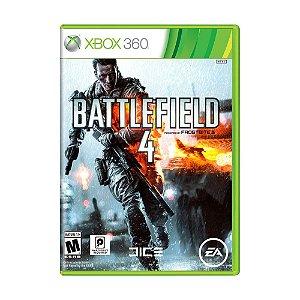Jogo Battlefield 4 (BF4) - Xbox 360