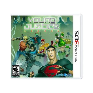 Jogo Young Justice: Legacy - 3DS