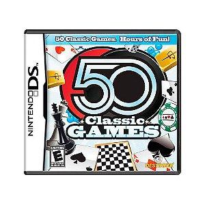 Jogo 50 Classic Games - DS