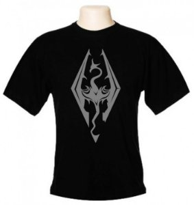 Camiseta Wimza The Elder Scrolls V: Skyrim