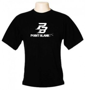 Camiseta Wimza Point Blank
