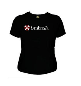 Camiseta Wimza Umbrella Corporation