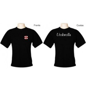 Camiseta Wimza Uniforme Umbrella Corps.