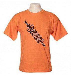 Camiseta Wimza Dungeons & Dragons