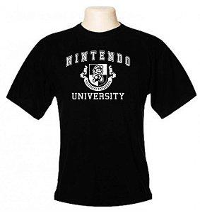 Camiseta Wimza Nintendo - University