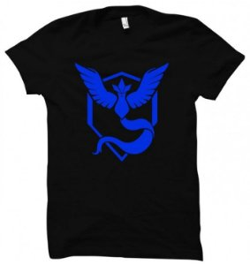 Camiseta Wimza Pokemon Go - Team Mystic