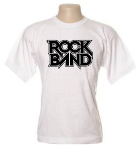 Camiseta Wimza Rock Band