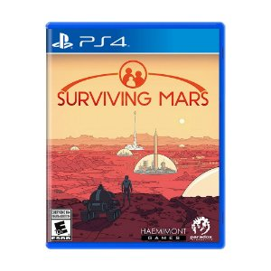 Jogo Surviving Mars - PS4
