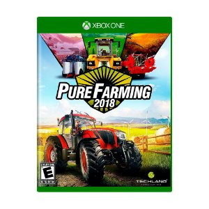 Jogo Pure Farming 2018 - Xbox One
