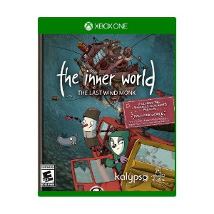 Jogo The Inner World The Last Wind Monk - Xbox One