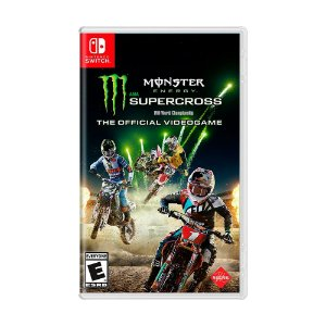 Jogo Monster Energy Supercross (The Official Videogame) - Switch