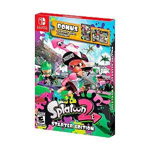 Jogo Splatoon 2 (Starter Edition) - Switch