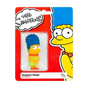Pen Drive Multilaser The Simpsons: Marge 8GB – PC e Mac