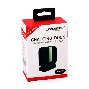 Joy-Con Charging Dock Dobe Preto - Switch