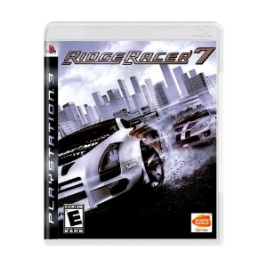 Jogo Ridge Racer 7 - PS3