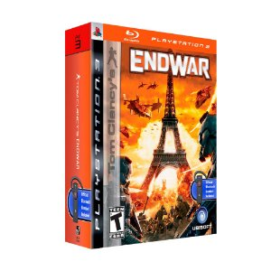 Jogo Tom Clancy's EndWar (Limited Wireless Headset Edition) - PS3