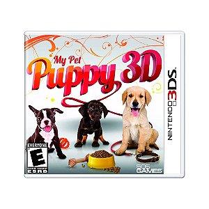 Jogo My Pet Puppy 3D - 3DS