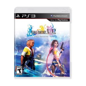 Jogo Final Fantasy X/X-2 HD Remaster - PS3