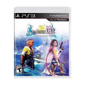 Jogo Final Fantasy X/X-2 HD Remaster - PS3