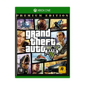 Jogo Grand Theft Auto V (Premium Edition) - Xbox One