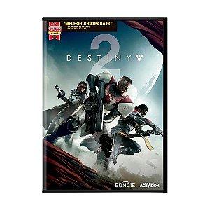 Jogo Destiny 2 (Mídia digital) - PC
