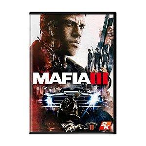 Jogo Mafia III (Mídia digital) - PC