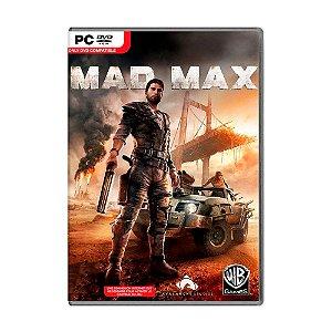 Jogo Mad Max (Mídia digital) - PC