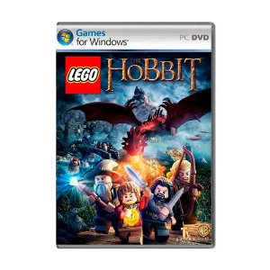 Jogo LEGO The Hobbit (Mídia digital) - PC