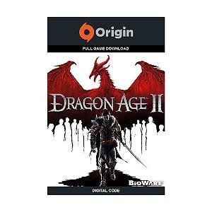 Jogo Dragon Age II (Mídia Digital) - PC