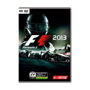 Jogo Formula 1 2013 (Mídia digital) - PC