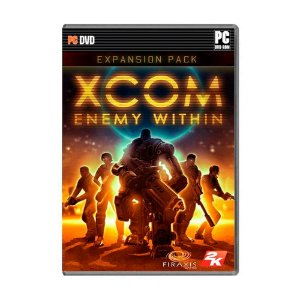 Jogo XCOM: Enemy Within (Mídia digital) - PC