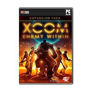 Jogo XCOM: Enemy Within (Mídia digital) - PC