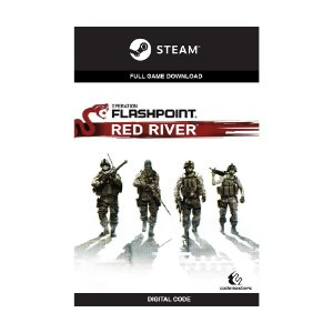 Jogo Operation Flashpoint: Red River (Mídia Digital) - PC