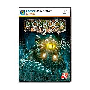 Jogo BioShock 2 (Mídia digital) - PC