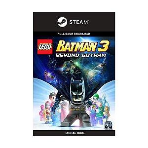 Jogo LEGO Batman 3: Beyond Gotham (Mídia Digital) - PC