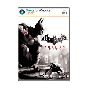 Jogo Batman: Arkham City (Mídia digital) - PC
