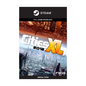 Jogo Cities Xl 2012 (Mídia Digital) - PC