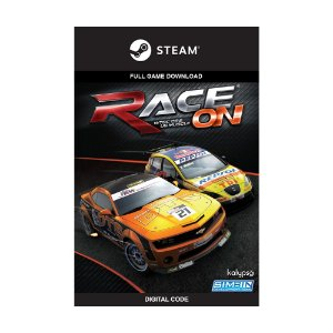 Jogo Race On: WTCC 08 & US Muscle (Mídia digital) - PC