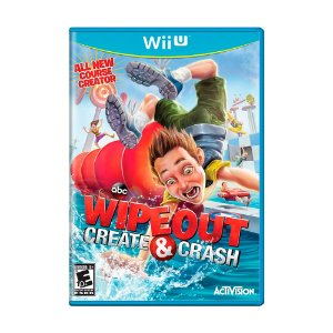 Jogo Wipeout Create & Crash - Wii U