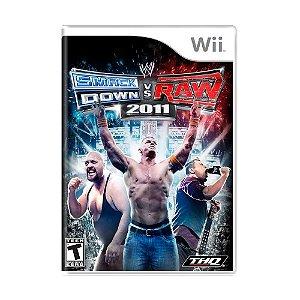 Jogo WWE SmackDown Vs. Raw 2011 - Wii