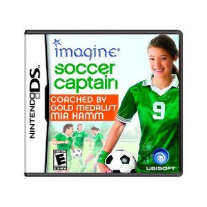 Jogo Imagine: Soccer Captain - DS