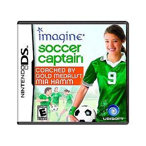 Jogo Imagine: Soccer Captain - DS