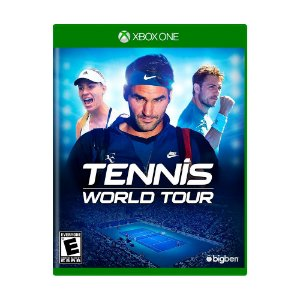 Jogo Tennis World Tour - Xbox One