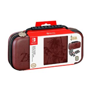 Case Protetora Deluxe para Viagem RDS Industries Vermelha (The Legend of Zelda: Breath of the Wild) - Switch