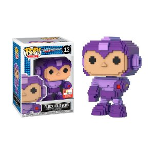 Boneco Black Hole Bomb 13 Mega Man - Funko Pop