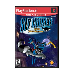 Jogo Sly Cooper and the Thievius Raccoonus - PS2