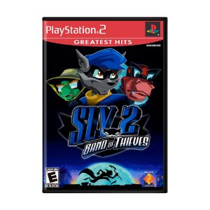 Jogo Sly 2: Band of Thieves - PS2