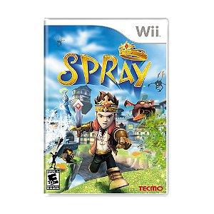 Jogo SPRay - Wii