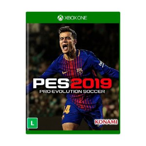 Jogo Pro Evolution Soccer 2019 - Xbox One