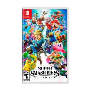 Jogo Super Smash Bros. Ultimate - Switch